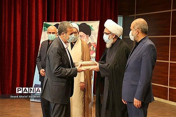 مراسم تکریم و معارفه استاندار بوشهر