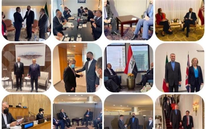 امیرعبداللهیان:سیاست خارجی هوشمند ایران را برای جهان تشریح کردم
