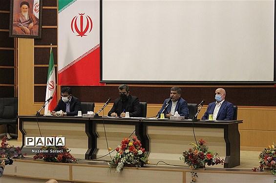 جلسه ستاد اقتصاد مقاومتی شهرستان اسلامشهر