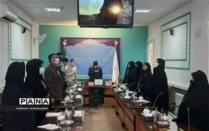 اختتامیه مجلس دانش آموزی ناحیه یک یزد برگزار شد