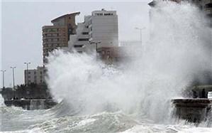 طوفان شاهین با سواحل دریای عمان در سیستان و بلوچستان چه کرد؟