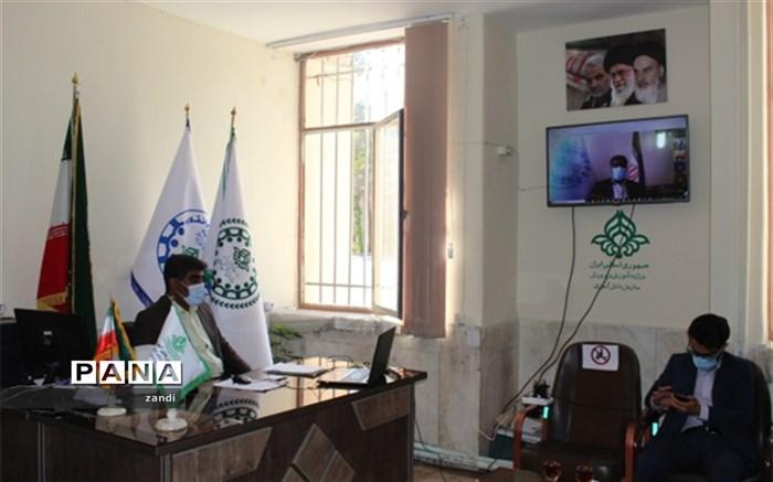 سازمان دانشآموزی پرچمدار تولید محتوای فضای مجازی است