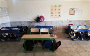 برگزاری مانور زلزله در مدارس شهرستان کوهرنگ