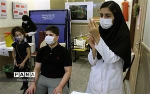 ادامه روند واکسیناسیون دانشآموزان؛ داوطلبانه به پایگاهها مراجعه کنید