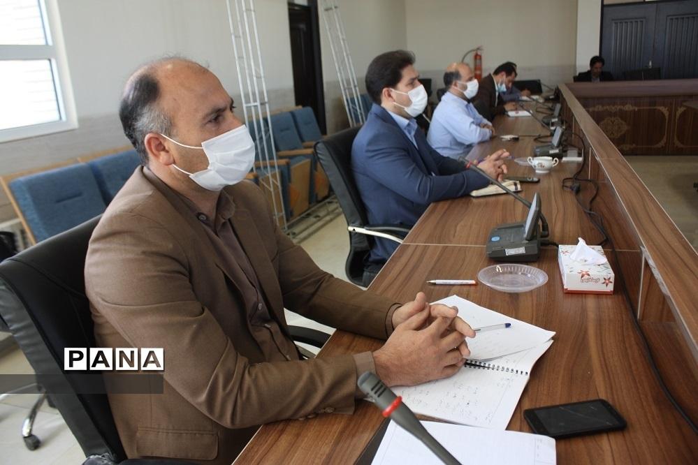 دویست و چهل و یکمین جلسه شورای آموزش و پرورش شهرستان ابرکوه