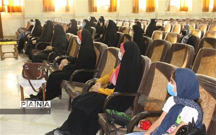 برگزاری اولین جلسه اجرا و گویندگی در سال تحصیلی جدید در کرمان