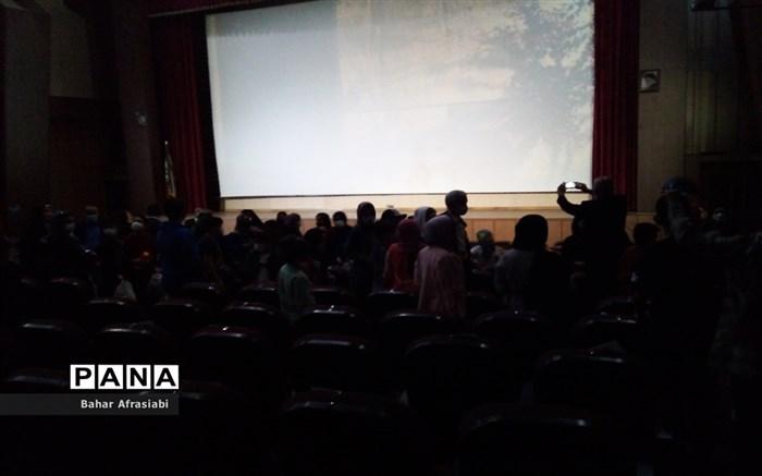 سی و چهارمین جشنواره بین المللی  فیلم های کودک و نوجوان در رباط کریم
