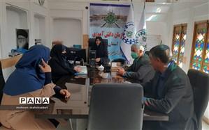 برگزاری نشست رییس سازمان دانش آموزی استان یزد با معاونین پرورشی مناطق