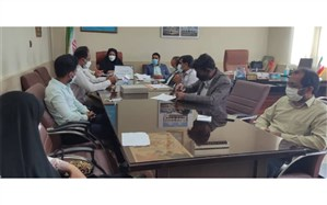 نشست شورای ورزش آموزش و پرورش شهرستان میناب برگزار شد