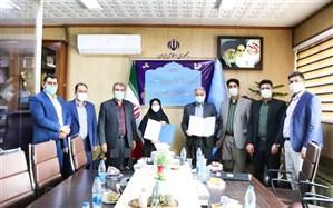 امضای تفاهم نامه همکاری آموزش و پرورش با بنیاد مستضعفان انجام شد
