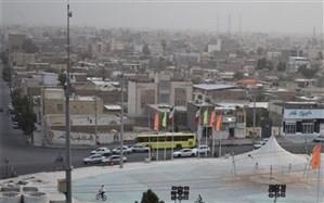 بارش باران شدید همراه با رعد و برق در ۴ استان