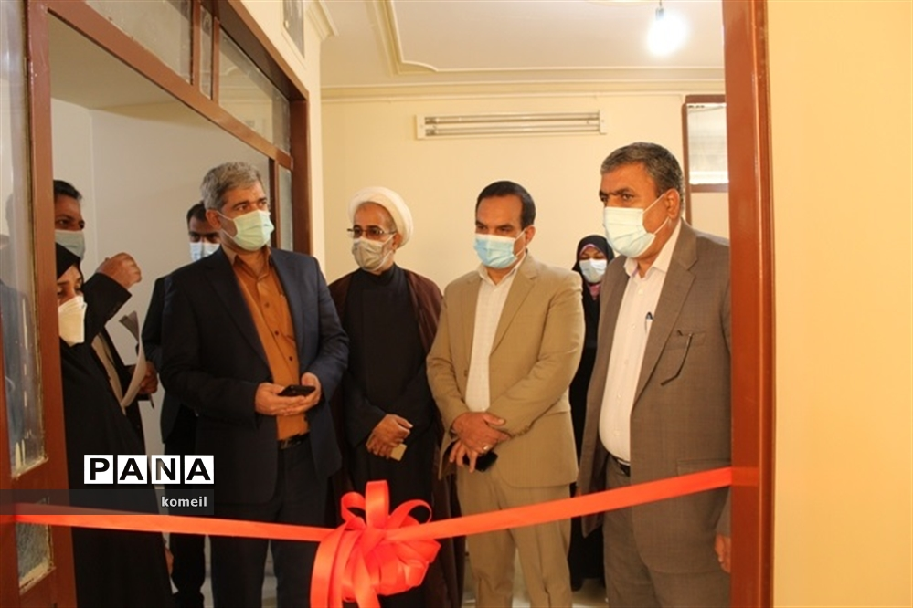 افتتاح مرکز مشاوره دانشآموزی