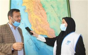 آغاز واکسیناسیون دانشآموزان اتباع خارجی در استان بوشهر