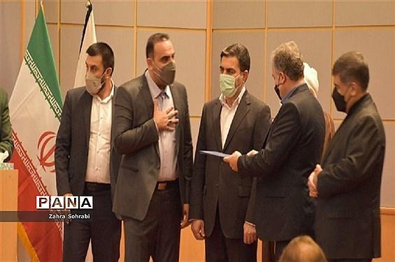 مراسم  تکریم و معارفه شهردار شهرستان اسلامشهر