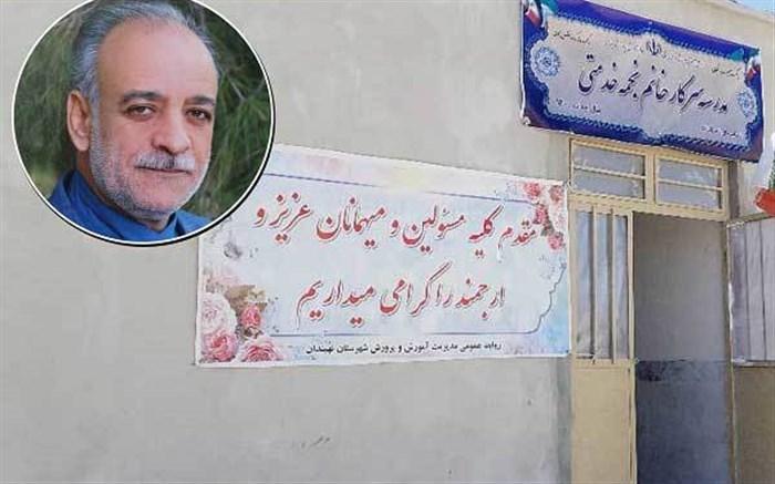 احداث دبستان، در دل کویر، توسط قهرمان تیراندازی ایران و جهان