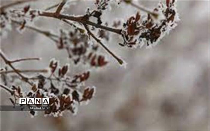 بیرجند دومین مرکز استان سرد کشور