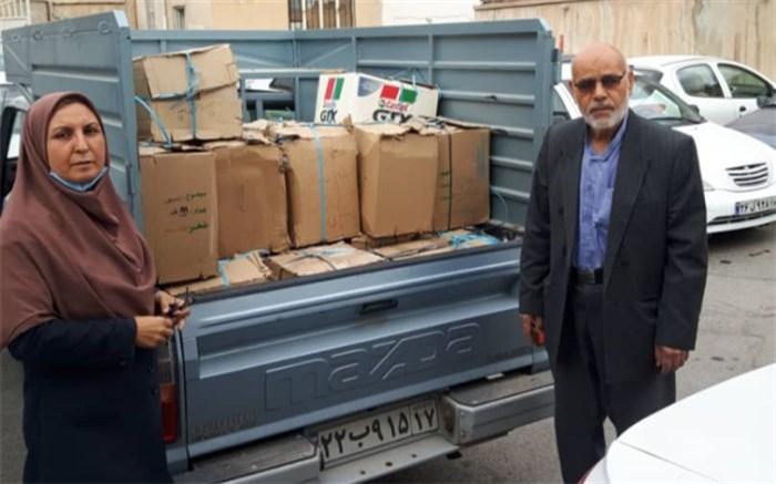 اهدای 1500 جلد کتاب به کتابخانههای عمومی آذربایجانغربی