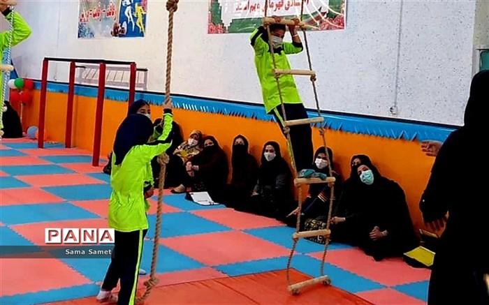 برگزاری دوره توانمندسازی آموزگاران تربیتبدنی شهرستان قرچک