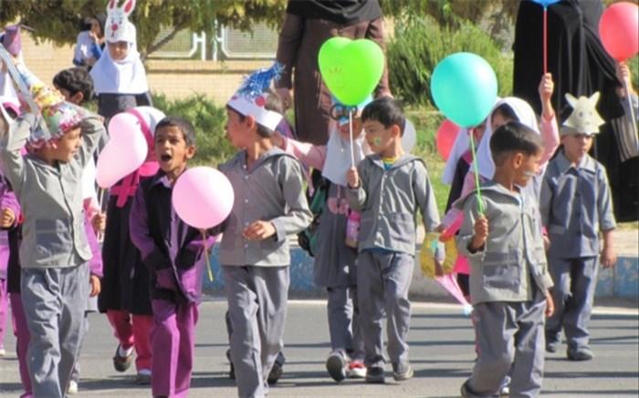 اجرای ۶۸۵ برنامه گرامیداشت هفته ملی کودک در سیستان و بلوچستان