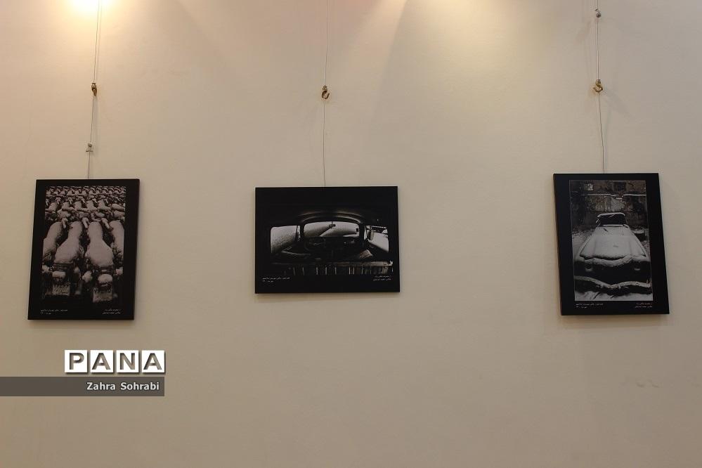 نمایشگاه عکس هنرمندان شهرستانهای جنوب غرب استان تهران