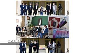 به تمامی دانشآموزان مدارس استثنائی شهر گلبهار تبلت اهدا شد