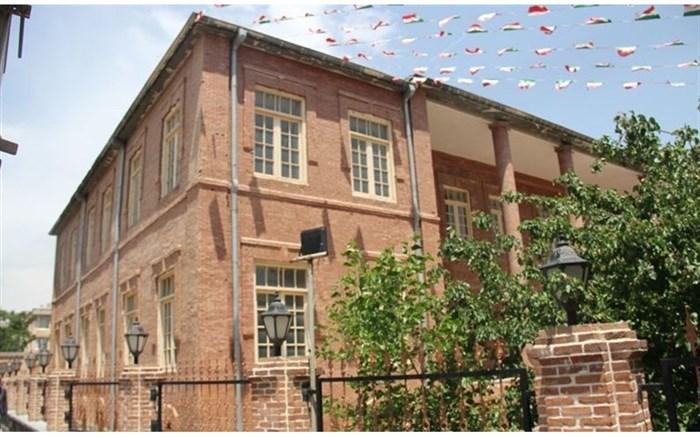 مرمت مدرسه تاریخی  22 بهمن ارومیه ادامه دارد