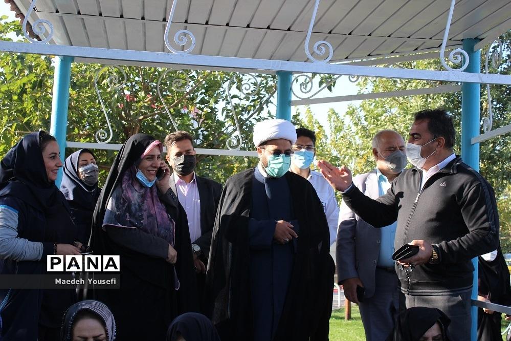 جلسه هماندیشی و تقدیر از فعالان اداری و مردمی طرح سامان در اسلامشهر