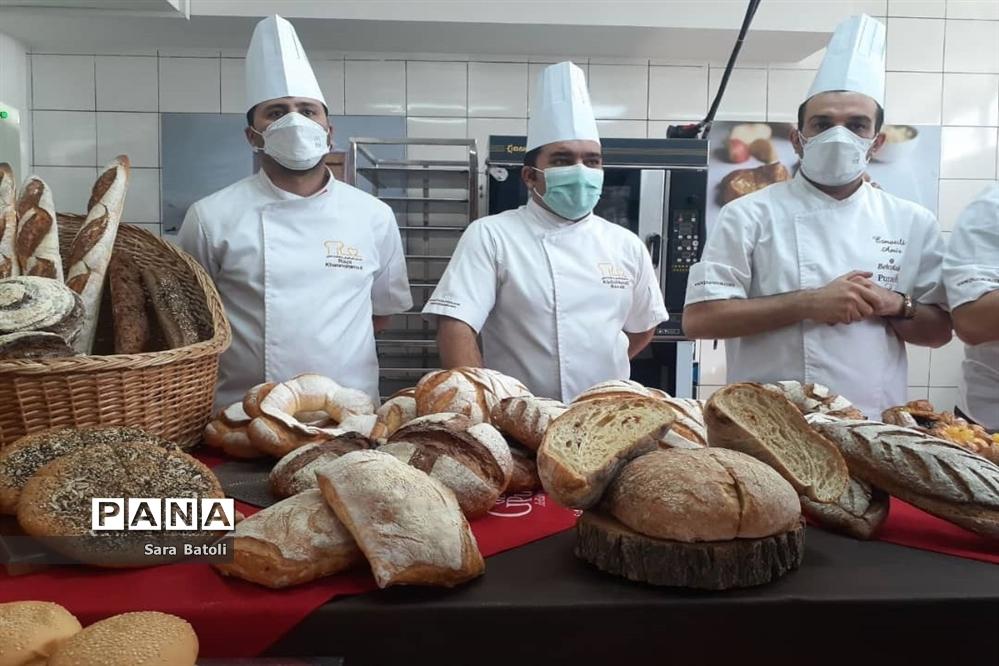 راه اندازی رشته نان، شیرینی و شکلات در تهران