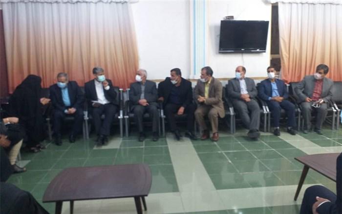 سرپرست وزارت آموزش و پرورش وارد یاسوج شد