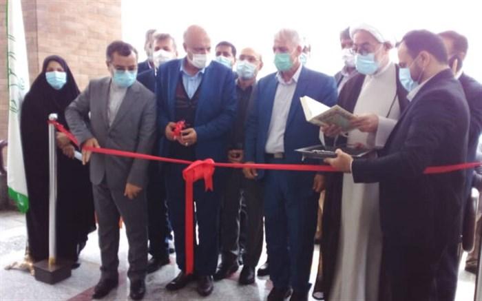 ساختمان جدید دانشکده مهندسی مکانیک دانشگاه گیلان افتتاح شد