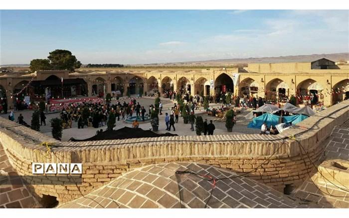 صدور سند مالکیت بنای تاریخی کاروانسرای کنارگرد فشافویه شهرستان ری بعداز ۱۶ سال