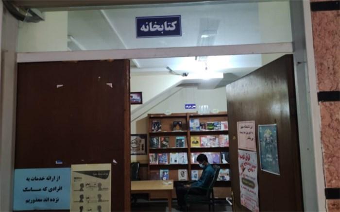عضویت رایگان و بخشودگی جرایم دیرکرد کتابها در کتابخانههای عمومی دشتستان