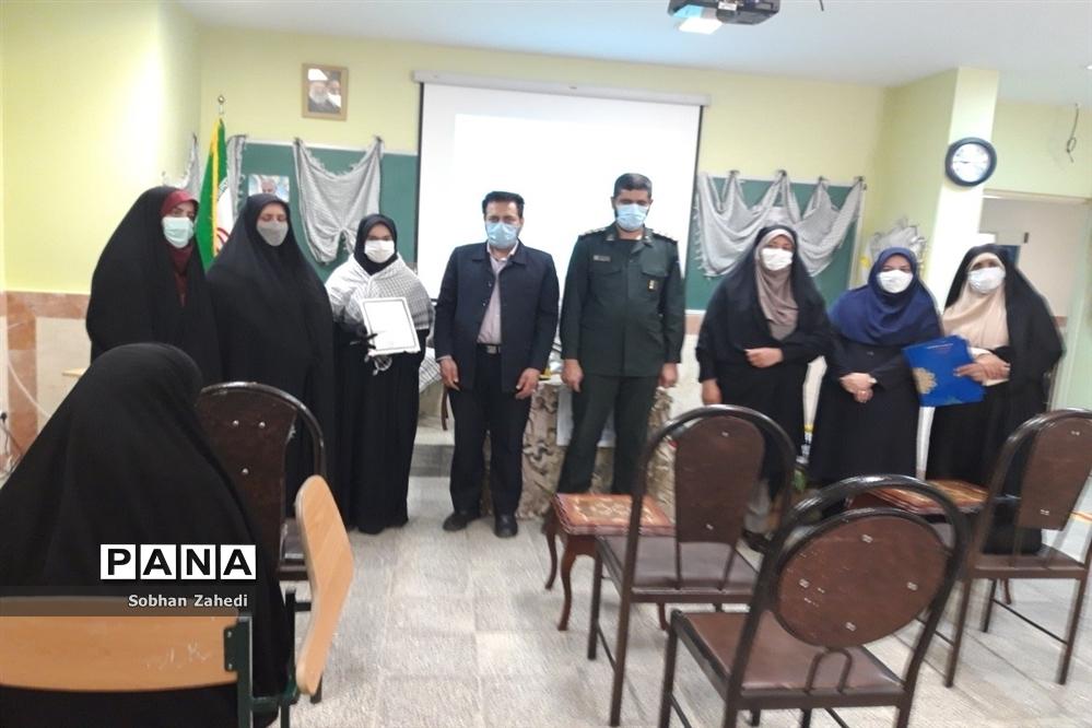 افتتاحیه دومین جشنواره هنری فرهنگی علمدار در رودهن