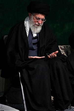 مراسم عزاداری ایام شهادت حضرت فاطمهزهرا(س) با حضور رهبر معظم انقلاب | khamenei.ir