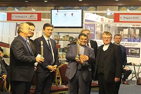 افتتاح نمایشگاه همکاری های تجاری فرهنگی لهستان | Somayeh Bourbour