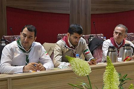 نشست هم اندیشی مسئولین سازمان دانش آموزی شهرستانهای استان تهران | Sara Vesagh