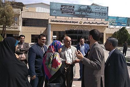 کلنگ زنی مدرسه 12 کلاسه شهدای ایران خودرو  در منطقه لار ناحیه یک زاهدان | Raouf Barahooei