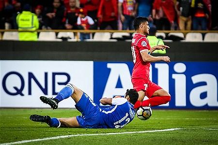 پرسپولیس 2 - الوصل 0 | Ali Sharifzade