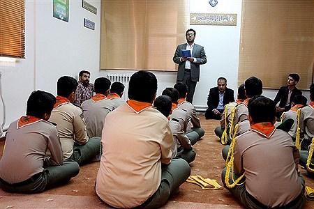 بازدید دانش آموزان از تامین اجتماعی شهرستان بیرجند | Amirali Ghestchi