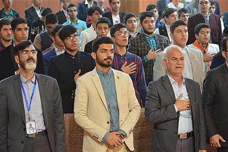 نهمین دوره انتخابات مجلس و شورای دانش آموزی استان خوزستان | Behnam Agha Babaiee