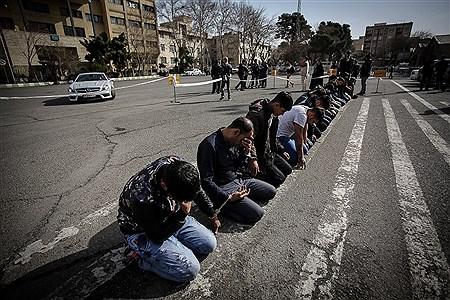 طرح دستگیری سارقان حرفهای و سابقهدار در پایتخت   Ali Sharifzade