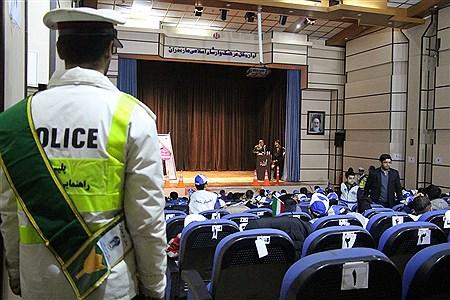 همایش آمادهباش نوروزی همیاران پلیس مازندران | Hengameh Derang