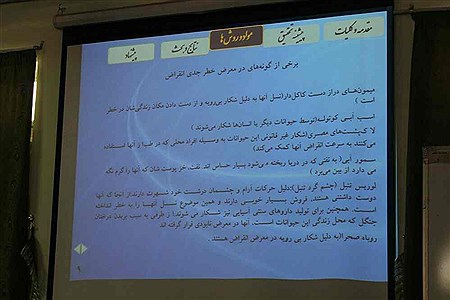 داوری جشنواره خوارزمی در دبیرستان تزکیه | Mahdieh Bazdidi