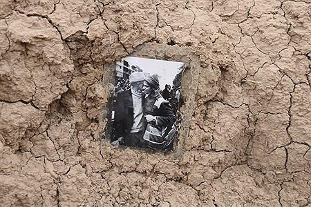 قدمگاه شهدای غواص در شلمچه   | Alireza Fahimi