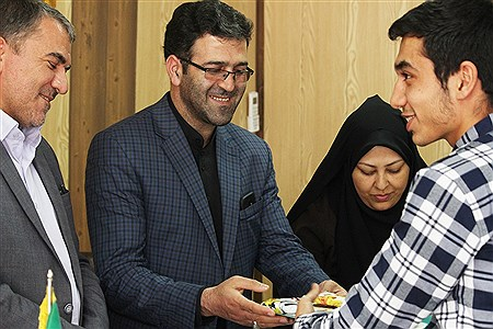 خداحافظی خبرنگاران پانا آذربایجان شرقی با سال ۹۶    Sadra Kazemipour
