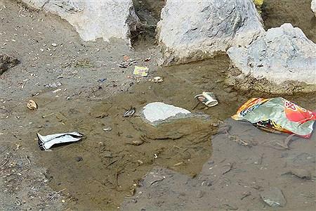 زباله گریبانگیر بند دره | Mahdieh Bazdidi