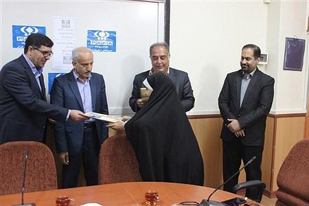 دیدار خبرنگاران پانا اسلامشهر با مدیر و شورای معاونین آموزش و پرورش  | Amir Gholami