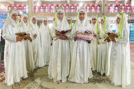 مراسم جشن عبادات دانش آموزان نیریزی   Zahra Fard