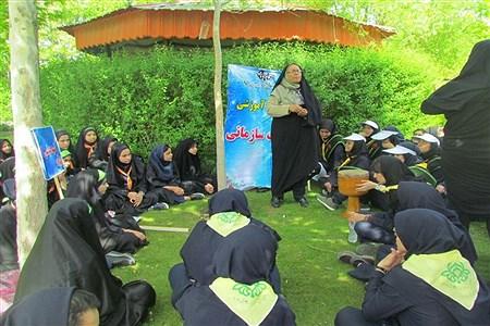 اردوی ارزیابی تشکیلاتی پیشتازان سازمان دانش آموزی ناحیه هفت مشهد | mahbobe kholosi