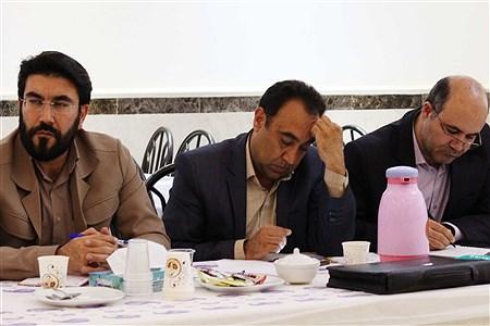 نشست معاونین پرورشی شهرستانهای استان تهران پیرامون پایگاههای اوقات فراغت  | Hadi Fakhari Salem